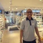 Ansatt Apotek1 på Grønlands Torg medisiner og helseartikler