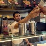 Hjemmelaget Pizza og kebab hos Shawarma