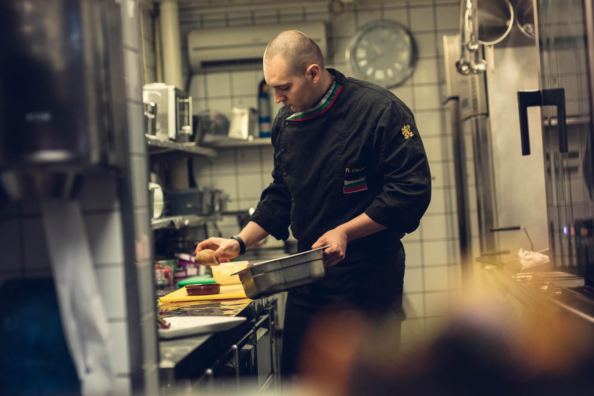 Mat Venner Restaurant på Grønlands Torg