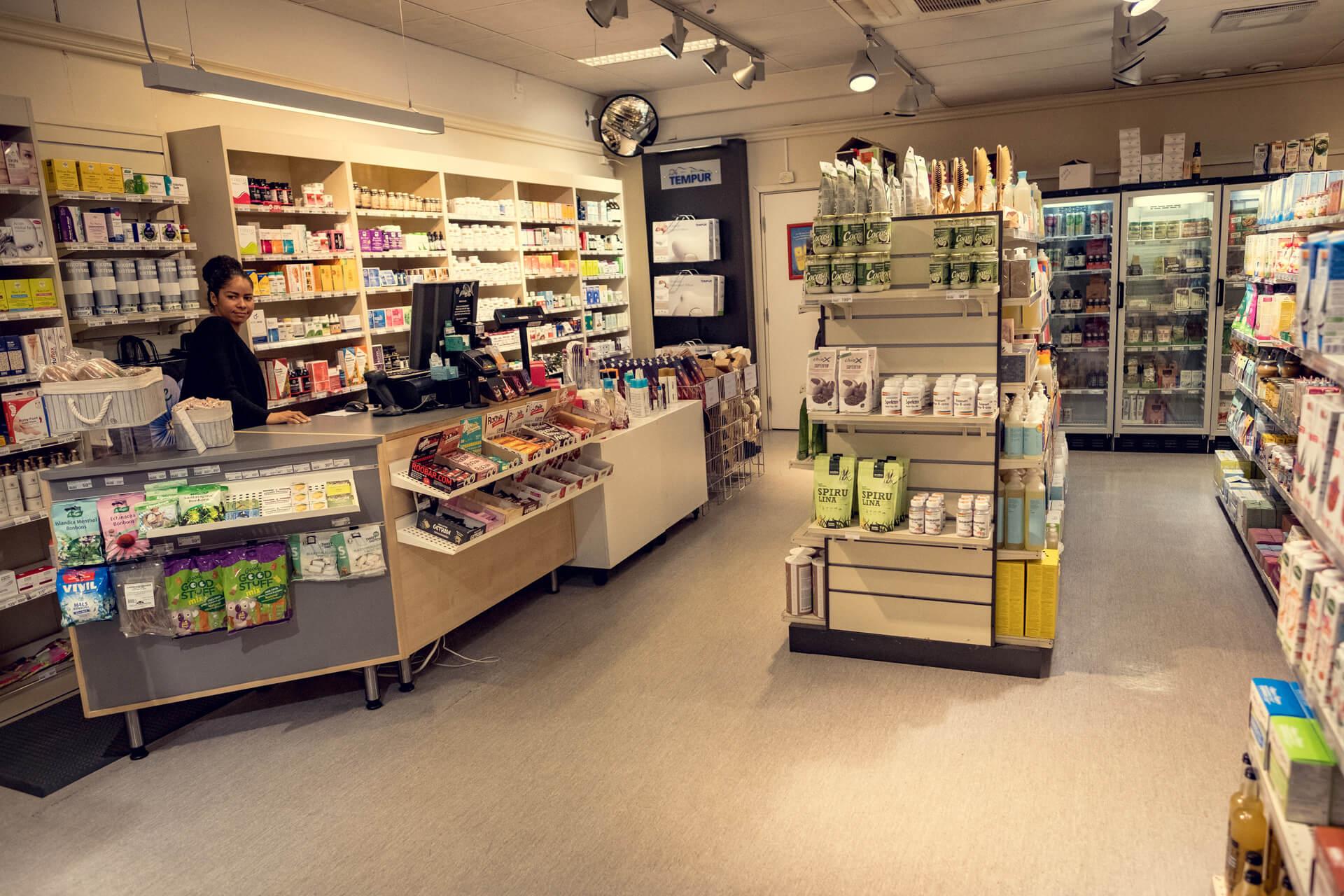 Bilde av butikken Life på Grønlands Torg
