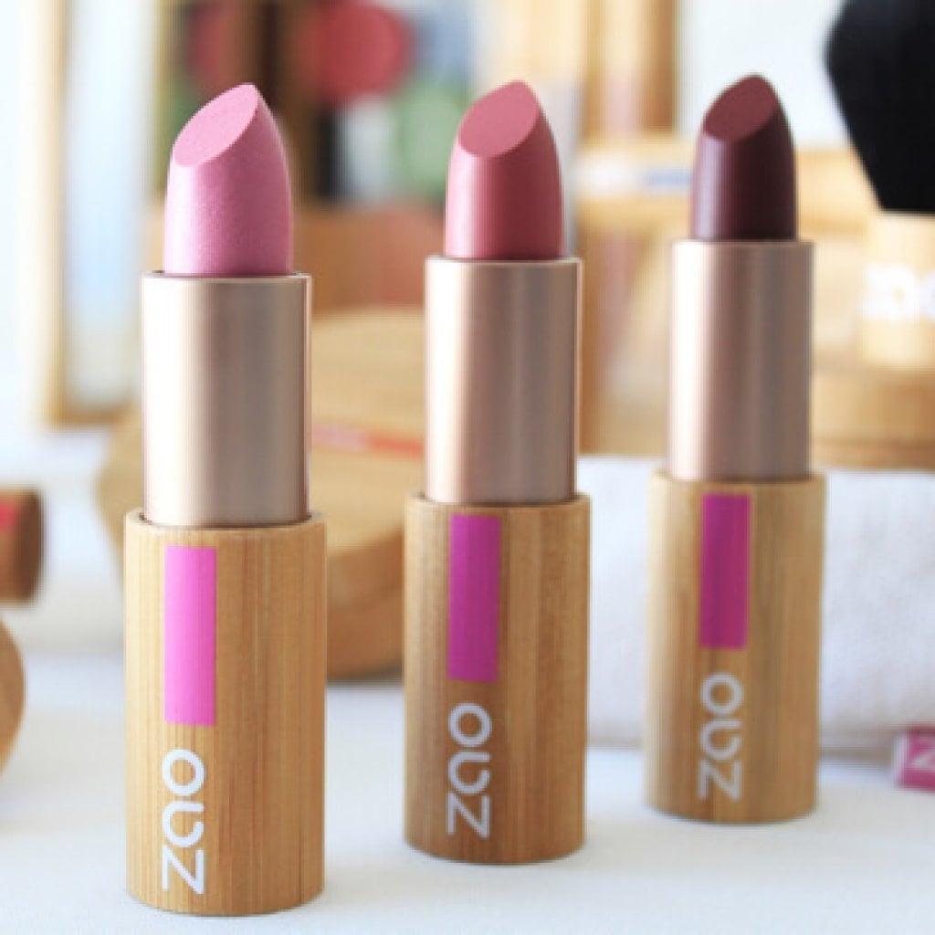 Bilde av leppestifter fra ZAO