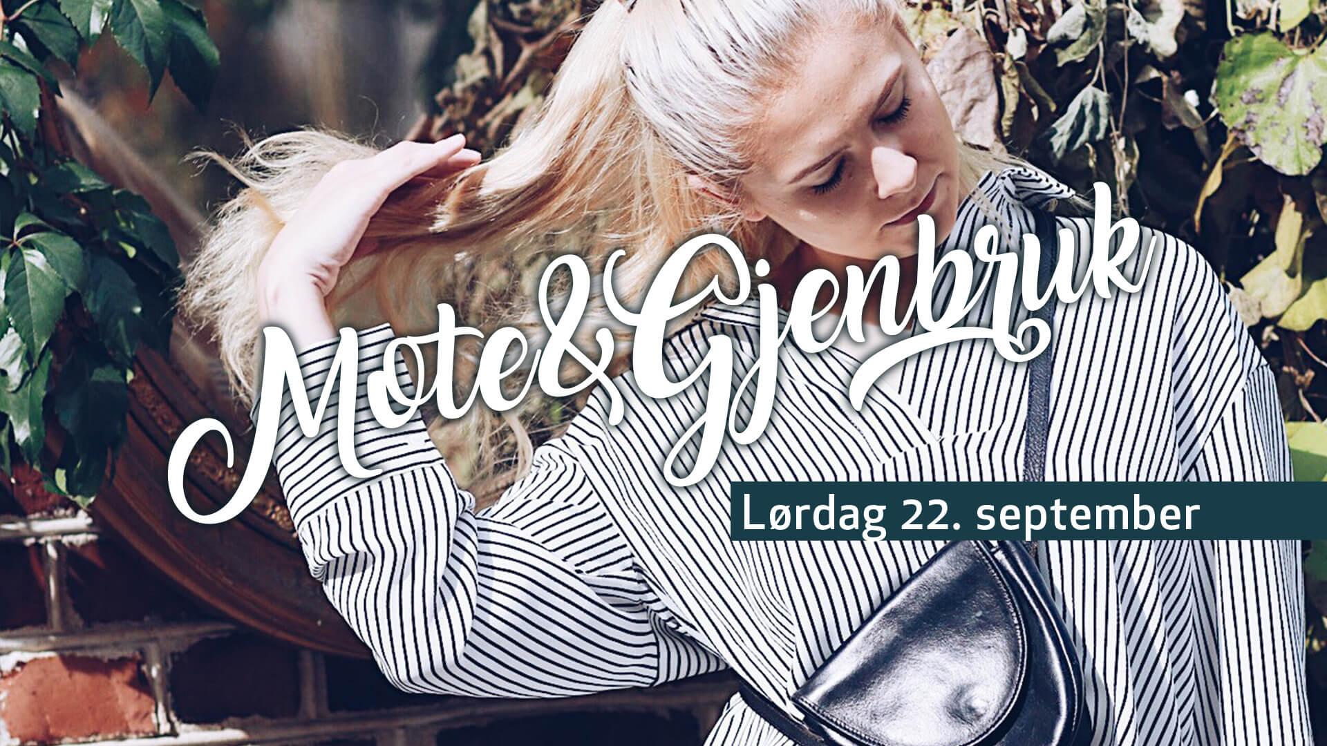 Mote & Gjenbruk i fokus hos Grønlands Torg i september!