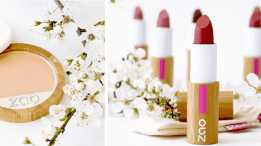 Life Grønlands Torg presenterer Zao Organic makeup under Mote&Gjenbruk lørdag 22. september.