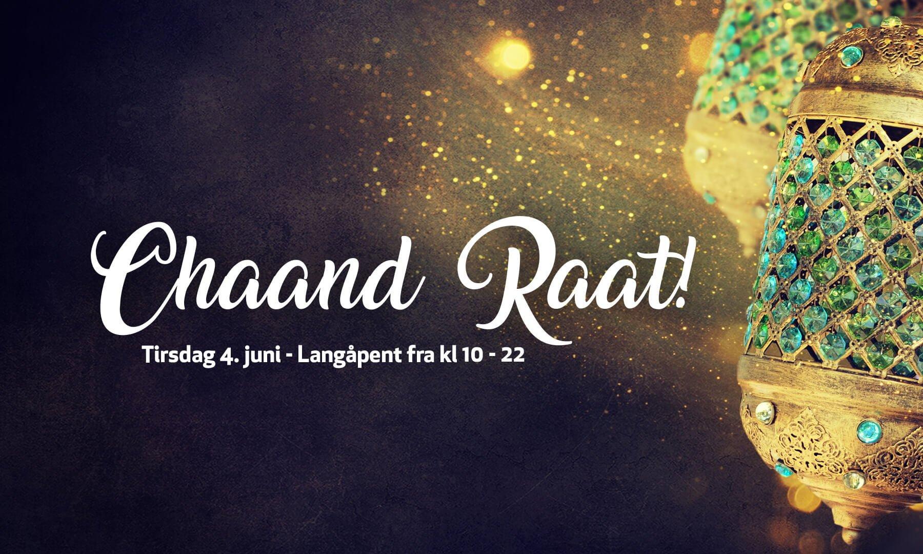 Chaand Raat på Grønland Torg