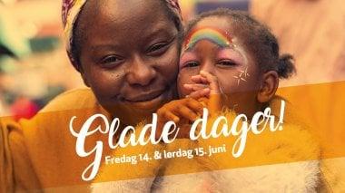 Glade dager 14.-15. juni på Grønlands Torg!